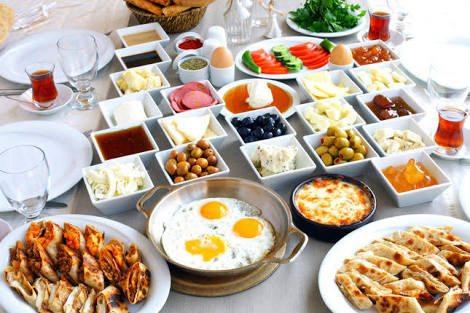 En İyi Pratik Kahvaltı Tarifleri