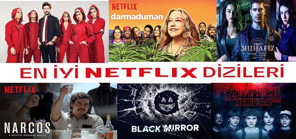 En İyi 30 Netflix Dizi Tavsiyesi